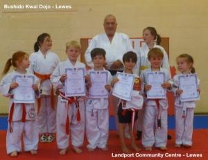 Lewes Martial Arts - Judo Grading
